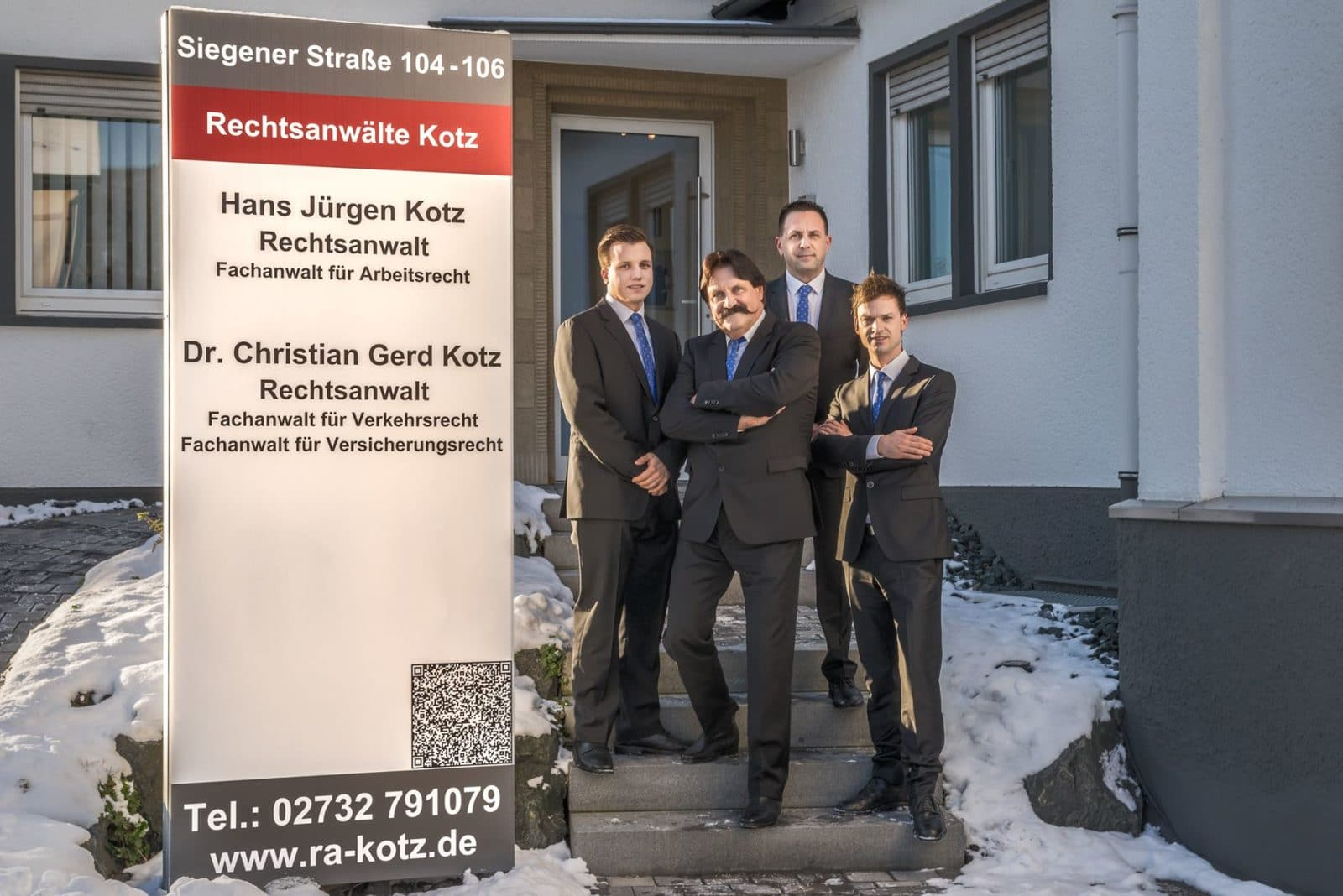 Rechtsanwaltskanzlei Kotz aus Kreuztal bei Siegen