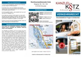 Ratgeber Verkehrsrecht