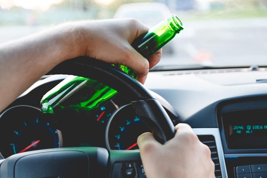 Trunkenheit im Straßenverkehr als häufiges strafrechtliches Delikt