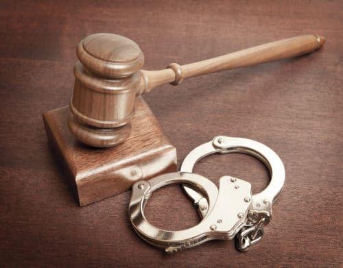 Strafrecht, oder auch Kriminalrecht in Deutschland