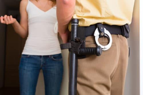 Polizeiliche Vernehmung