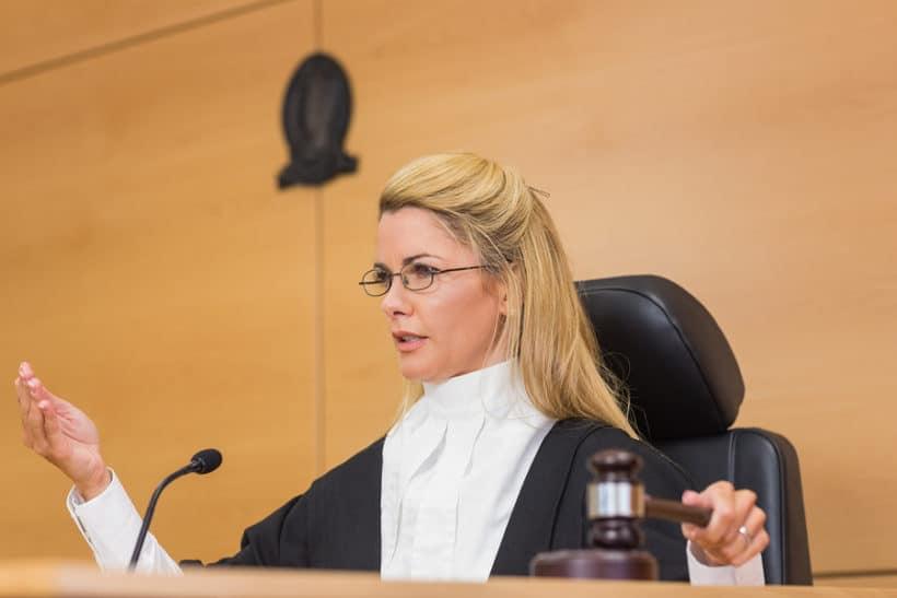 Verhaltenstipps für den Angeklagten bei der HAuptverhandlung im Strafverfahren