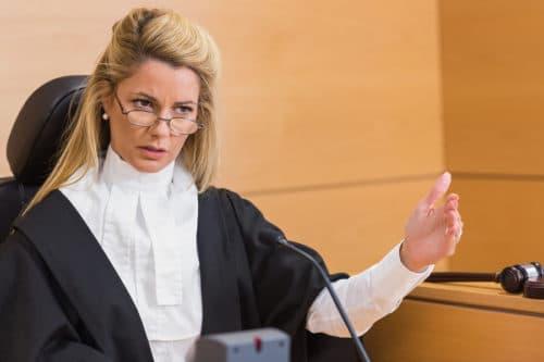 Richterin
