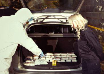 Betäubungsmittelbesitz: Transport einer nicht geringen Drogenmenge über eine größere Distanz