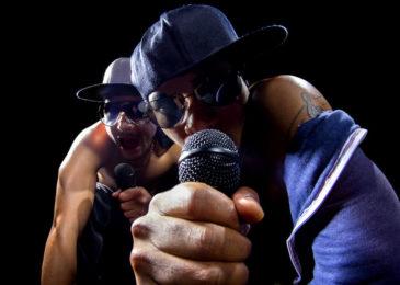 Strafbarkeit eines Gangster-Rappers wegen seinen Liedtexten