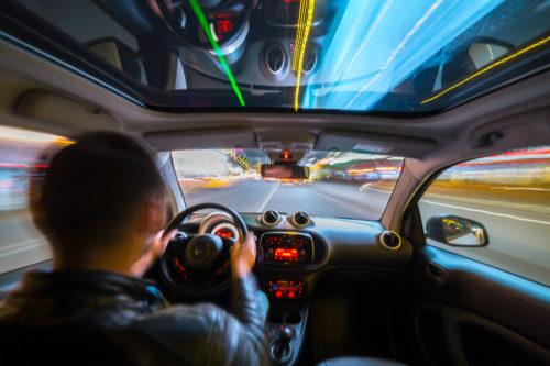 Fahrerlaubnisentziehung – gefährlicher Überholvorgang - Kraftfahrzeugrennen