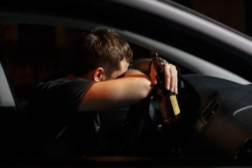 Sicherstellung des Führerscheins bei Trunkenheitsfahrt