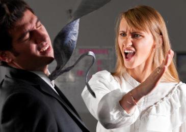 Ohrfeige durch eine schulische Betreuungsperson zur Verteidigung - Notwehr