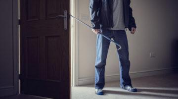 Hausfriedensbruch und zum Anschein gestellter Strafantrag
