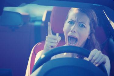 Nötigung im Straßenverkehr