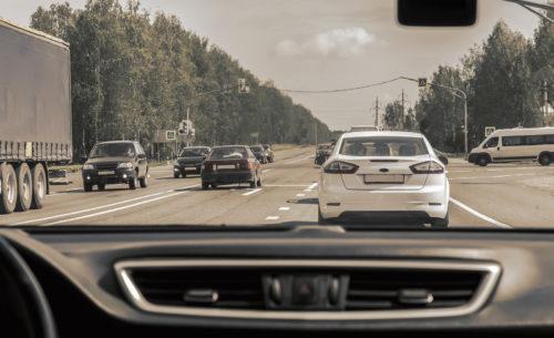 Überholen wenn Gegenverkehr kommt - fahrlässige Gefährdung des Straßenverkehrs?