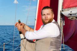 Trunkenheitsfahrt mit einem Segelboot auf einem Binnengewässer