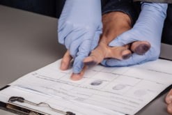 Notwendigkeit einer erkennungsdienstlichen Behandlung