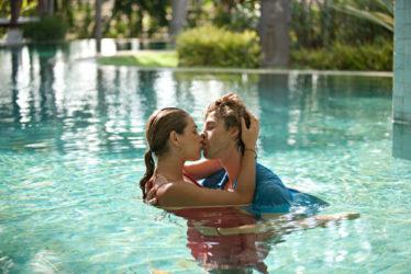 Sex im Schwimmbad – Jugendarrest?