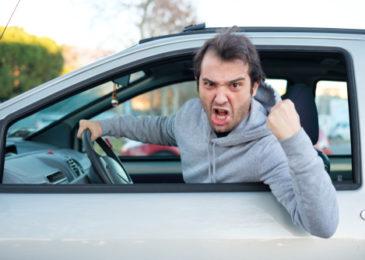 gefährlichen Eingriffs in den Straßenverkehr in Tateinheit mit vorsätzlicher Körperverletzung.