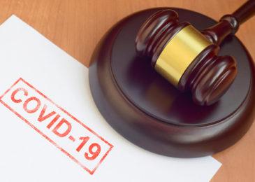 Aufhebung von Hauptverhandlungsterminen in Strafverfahren wegen Covid-19-Ansteckungsgefahr