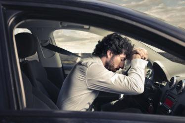 Gefährdung des Straßenverkehrs - Übermüdung