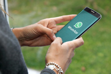 WhatsApp-Nachrichten - Bedrohung über längeren Zeitraum