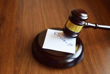 Strafverfahren können bis zum Ende der COVID-19-Pandemie vorläufig eingestellt werden
