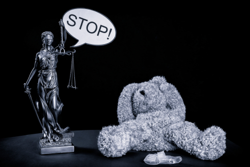 Kindesmissbrauch stoppen
