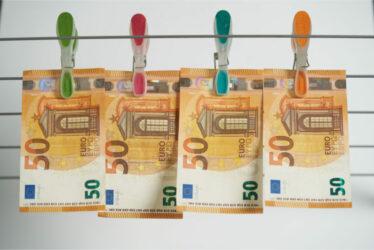 Geldwäsche Strafen