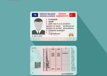 türkische Fahrerlaubnis
