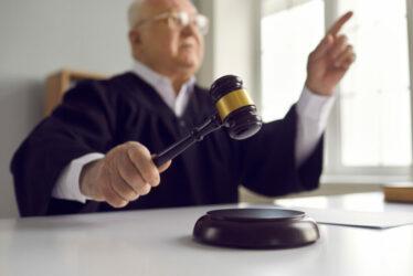 Urteilsverkündung - Sinneswandel hinsichtlich der Strafzumessung – Abbruch